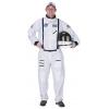 Astronaut Suit Adult White Large
